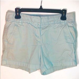 J. Crew Light Blue Chino 5in Shorts - 4